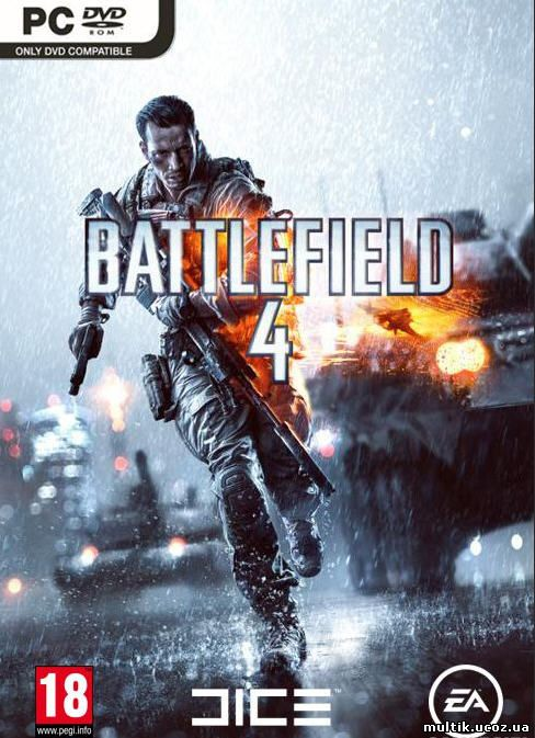 Battlefield 4 [Update 11] (2013) PC