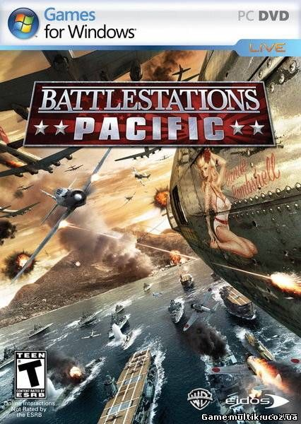 Battlestations: Pacific (2009)