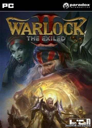 Warlock 2: the Exiled (2014) PC